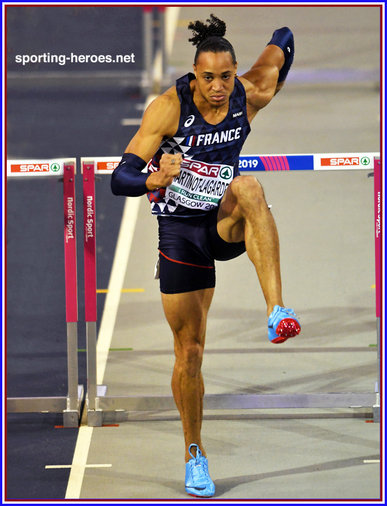 Pascal MARTINOT-LAGARDE - France - Silver at 2019 European Indoor Championships