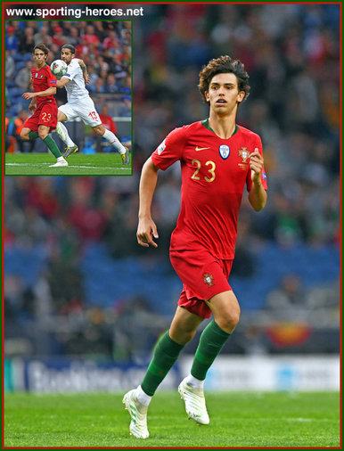 Joao FELIX - Portugal - 2019 UEFA Nations League Champions.
