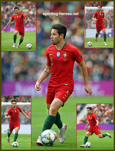 Raphael GUERREIRO - Portugal - 2019 EUFA Nations League Champions.