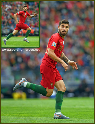 Ruben NEVES - Portugal - 2019 UEFA Nations League Champions.