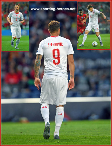 Haris SEFEROVIC - Switzerland - 2019 UEFA Nations League Finals.