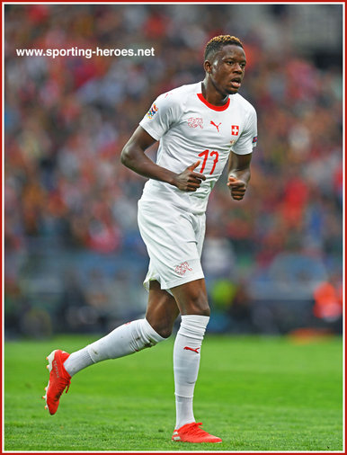 Denis ZAKARIA - Switzerland - 2019 UEFA Nations League Finals.