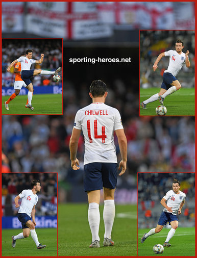Ben CHILWELL - England - 2019 UEFA Nations League Finals.
