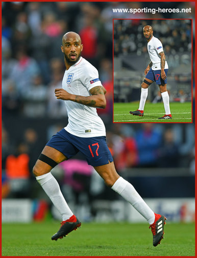 Fabian Delph - England - 2019 UEFA Nations League Finals.