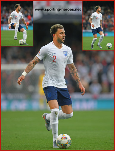 Kyle Walker - England - 2019 EUFA Nations League Finals.