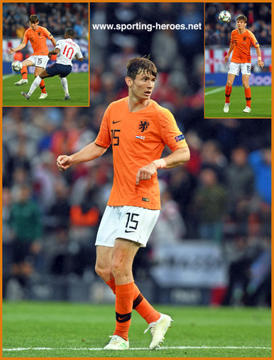 Marten DE ROON - Netherlands  footballer - 2019 UEFA Nations League Finals.