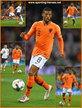 Georginio WIJNALDUM - Netherlands  footballer - 2019 UEFA Nations League Finals.