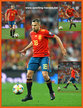 Jordi ALBA - Spain - EURO 2020 qualifying games.
