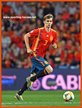 Diego LLORENTE - Spain - EURO 2020 qualifying games.