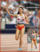 Sofia ENNAOUI - Poland - Winner 2018 Athletics World Cup 1500m.