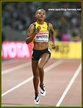 Stephanie MCPHERSON - Jamaica - Sixth in 400m at 2017 World Championships.