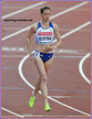 Laura WEIGHTMAN - Great Britain & N.I. - Sixth in 1500m at 2017 World Championships.