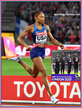 Allyson FELIX - U.S.A. - Gold medal in 4x400m at 2017 World Champs.
