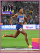 Phyllis FRANCIS - U.S.A. - Gold medal in 4x400m at 2017 World Championships.