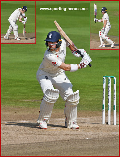 Rory BURNS - England - 2019 Ashes.  England v Australia.