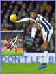 Tosin ADARABIOYO - West Bromwich Albion - League Appearances