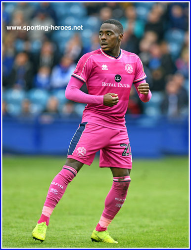 Bright OSAYI-SAMUEL - Queens Park Rangers - League Appearances
