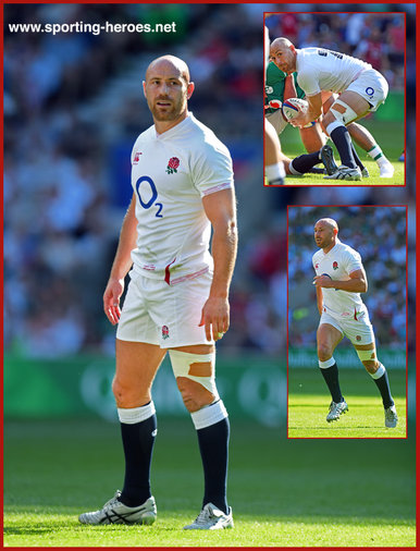 Willi HEINZ - England - 2019 Rugby World Cup games.