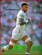 Courtney LAWES - England - 2019 Rugby World Cup games.