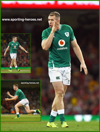 Chris FARRELL - Ireland (Rugby) - 2019 Rugby World Cup games.