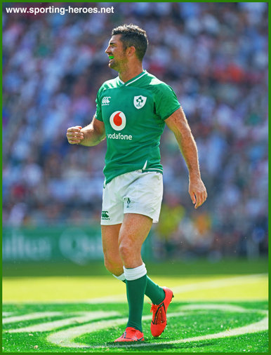 Rob Kearney - Ireland (Rugby) - 2019 Rugby World Cup games.