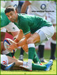 Conor MURRAY - Ireland (Rugby) - 2019 Rugby World Cup games.