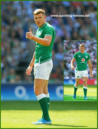 Garry RINGROSE - Ireland (Rugby) - 2019 Rugby World Cup games.