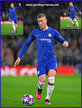 Ross BARKLEY - Chelsea FC - 2019-2020 UEFA Champions League