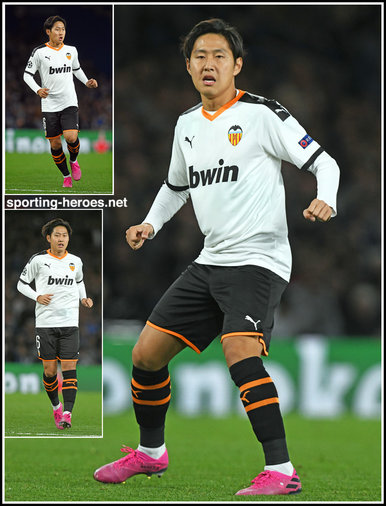Lee KANG-IN - Valencia - 2019-2020 UEFA Champions League