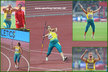 Kelsey-Lee BARBER - Australia - 2019 World javelin champion with her last throw!