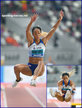 Katarina JOHNSON-THOMPSON - Great Britain & N.I. - 2019 World Heptathon Champion.