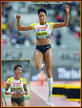 Malaika MIHAMBO - Germany - 2019 World Championship long jump gold medal