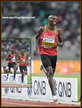 Timothy CHERUIYOT - Kenya - Winner of men's World Champs 1,500m in devastating style.