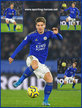 Dennis PRAET - Leicester City FC - Premier League Appearances
