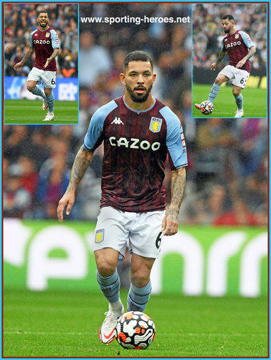 Douglas LUIZ - Aston Villa  - League Appearances