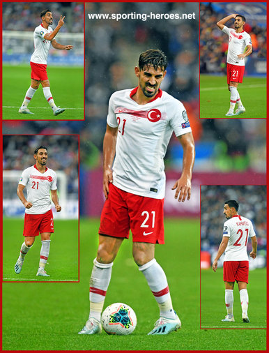 Irfan KAHVECI - Turkey - EURO 2020 qualifying games.