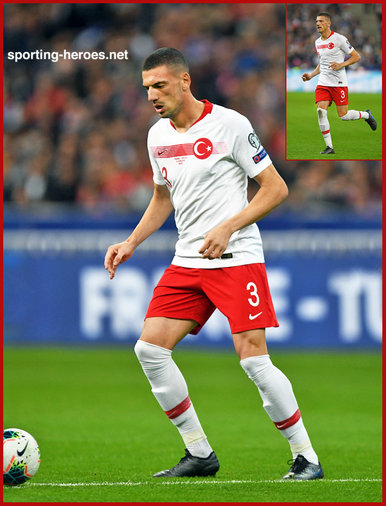 Merih DEMIRAL - Turkey - EURO 2020 qualifying games.