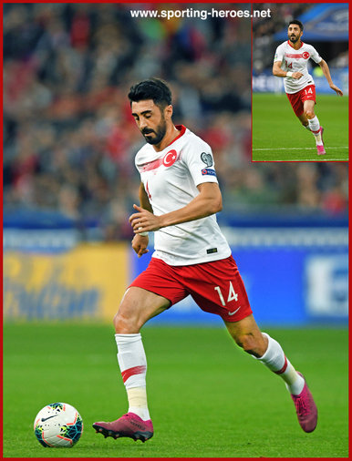Mahmut TEKDEMIR - Turkey - EURO 2020 qualifying games.