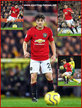 Daniel JAMES - Manchester United - Premier League Appearances