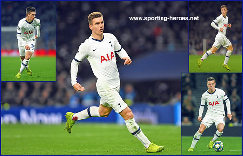Giovani LO CELSO - Tottenham Hotspur - 2019/2020 Champions League.
