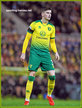Sam BYRAM - Norwich City FC - League Appearances