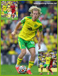 Todd CANTWELL - Norwich City FC - League Appearances