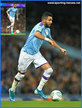 Riyad MAHREZ - Manchester City FC - Premier League Appearances