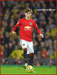 James GARNER - Manchester United - Premier League Appearances