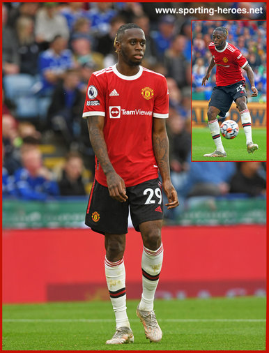 Aaron WAN-BISSAKA - Manchester United - Premier League Appearances