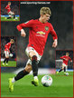 Brandon WILLIAMS - Manchester United - Premier League Appearances
