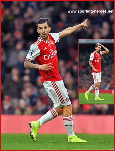Dani CEBALLOS - Arsenal FC - Premier League Appearances