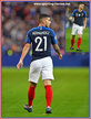 Lucas HERNANDEZ - France - EURO 2020 qualifying games.