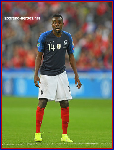 Blaise MATUIDI - France - EURO 2020 qualifying games.