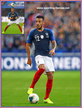 Corentin TOLISSO - France - EURO 2020 qualifying games.